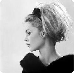 Bridgette Bardot Beautiful hair