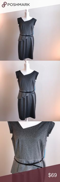 debed18dd21 Antonio Melani Sleeveless gray one piece dress Never worn brand new Antonio  Melani one piece gray