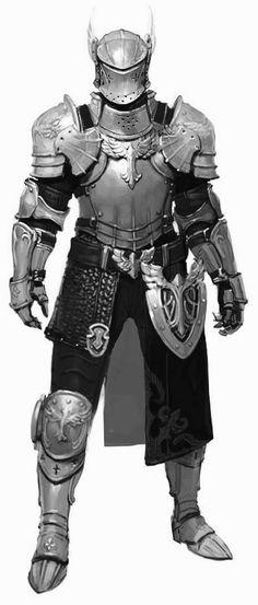New medieval concept art design Ideas Sith Armor, Daedric Armor, Iron Man Armor, Mandalorian Armor, Fallout Power Armor, Batman Armor, Inspiration Drawing, Arte Ninja, Knight In Shining Armor