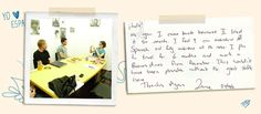 Our student's reviews about their Spanish lessons at El Pasaje.  http://www.elpasajespanish.com/