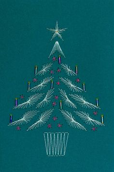 Christmas Cards - Christmas Tree
