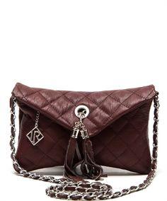 a8ffd3dd9e43 Isabel SánchezBOTAS Y COMPLEMENTOS · Bolso de piel Isabella Rhea - Franklin  marrón 16x24x3 cm Designer Inspired Handbags