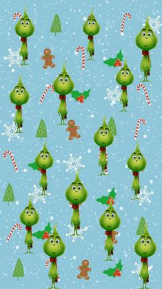 Wallpaper Natal, Apple Watch Wallpaper, Holiday Wallpaper, Winter Wallpaper, Cartoon Wallpaper Iphone, Iphone Background Wallpaper, Cute Disney Wallpaper, The Grinch Pictures, Christmas Pictures