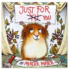 Just For You - Little Critters