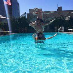pool dab