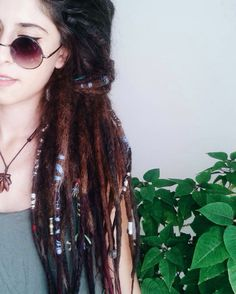 girls with dreads.