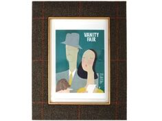 Campbell& of Beauly - Handmade tweed photoframe Tweed, Handmade, Stuff To Buy, Shopping, Hand Made, Arm Work