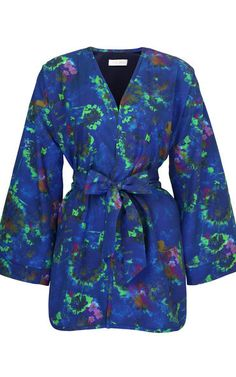 exotic wilderness robe by kelly love 3e0d38914