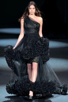 Christian Siriano - Fall 2011 Ready-to-Wear - Look 35 of 37