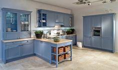 køkken i københavner-blå