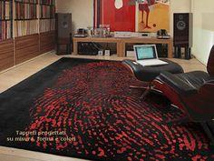Tappeto Art Design - - Art Design rug - FINGHERPRINT