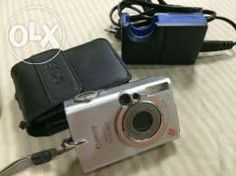 Canon Ixus 400 Digital Camera For Sale