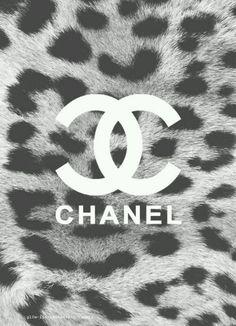 Chanelchanel Papeis De Parede Pinterest Wallpaper