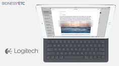 Third-party retailer Logitech reveals its CREATE keyboard for iPad Pro.