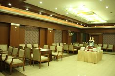 Be it a marriage, engagement, reception, birthday party, family get-together, kitty party or any other special occasion, we offer the best of banqueting facilities.