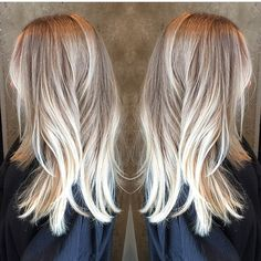 "233 gilla-markeringar, 12 kommentarer - Mane Interest (@maneinterest) på Instagram: ""Blonde and beautiful. Color by @soraverly #hair #hairenvy #hairtalk #haircolor #blonde #highlights…"""