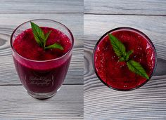 Beets contain a host of beneficial nutrients, but should never be drunk by themselves in large quantities. Beetroot juice contains magnesium, phosphorous, sodium, calcium, iron, copper, selenium, ...