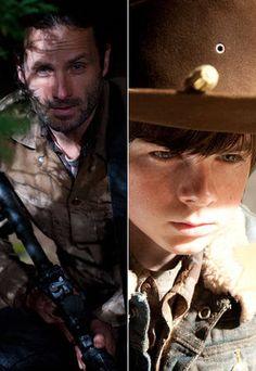 the walking dead season 4 photos | The Walking Dead Season 4 Spoilers: Expect a Changed Rick, Big ...