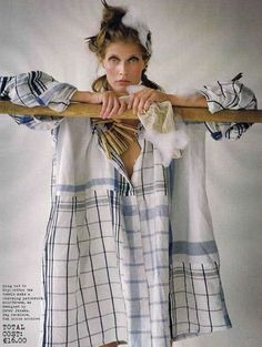Vogue Magazine (UK) Features Bargain-Priced DIY and Eco Fashion : TreeHugger
