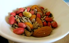 Seeds are some of the most nutritious foods out there and some even have natural properties that can possibly benefit fertility. #cyclingbenefits