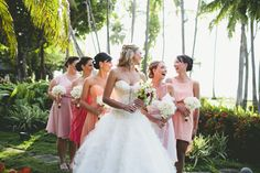 Gorgeous Real Wedding in Costa Rica, by Wedding Planner: Our Costa Rica Wedding & Photographer Renascent Photography - Full Post: http://www.brideswithoutborders.com/inspiration/costa-rican-destination-wedding-our-costa-rica-wedding