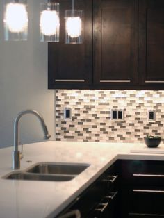 Modern Kitchen Backsplash Design, Pictures, Remodel, Decor and Ideas - page 19