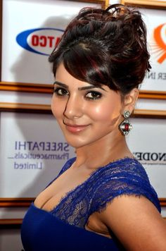 Samantha Ruth Prabhu is Indian Actress and Model. Samantha most popular and highest paid actress in South India. Indian Actress Hot Pics, Bollywood Actress Hot Photos, Actress Pics, Beautiful Bollywood Actress, Indian Actresses, Beautiful Girl Indian, Beautiful Indian Actress, Beautiful Actresses, Samantha Images