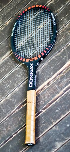 Bjorn+Borg+Tennis | Tennis Rackets DONNAY BJORN BORG Pro Tennis by TheVintageIslandInc
