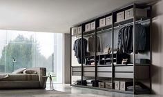 Jesse Pass walk in closet system Walk In Closet Design, Bedroom Closet Design, Bedroom Wardrobe, Wardrobe Design, Closet Designs, Wardrobe Ideas, Closet Ideas, Design Industrial, Dressing Room Design