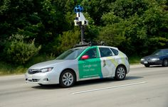 Google Admits Drive-By Data Collection Was Privacy Breach