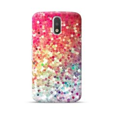 Moto G4 Plus/G4 Colorful Glitter Sparkle Case