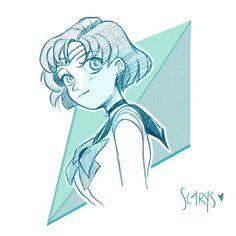 Amy, Sailor Mercury, Sailor Moon Crystal, Sailor Scouts, Manga Pictures, Cinderella, Disney Characters, Fictional Characters, Disney Princess
