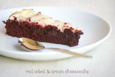 Red Velvet #Cheesecake by Graella de sucre