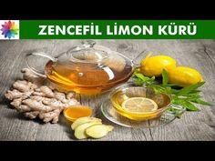 Zencefil Limon Suyu Faydaları / Zencefil Limon Kürü Nasıl Yapılır? Şifalı Kür Tarifleri