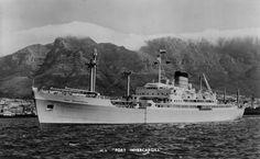Port Line Vessels Photographs Merchant Navy, The Past, Ships, Boat, London, Classic, Merchant Marine, Derby, Boats