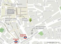Brick Lane, the best curry houses, coffee shops, beigel shops