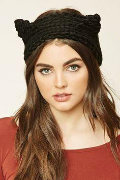 Cat Ear Headwrap