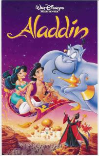 Another Disney movie I loved as a kid. As with every other Disney movie, I absolutely loved singing along with it.