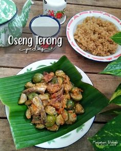 Indonesian Food, Food And Drink, Meat, Chicken, Recipes, Instagram, Beef, Indonesian Cuisine, Food Recipes
