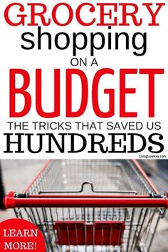 Are you looking to cut your food bill in half! Check out this article on how to save money on your food budget for your family. These grocery shopping hacks are the best! Money Saving Meals, Best Money Saving Tips, Save Money On Groceries, Ways To Save Money, Money Tips, Money Hacks, Groceries Budget, Living On A Budget, Frugal Living Tips