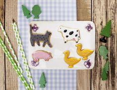 Kekse, Bauernhof, Tiere, Kindergeburtstag, Tambini.de, Food: Sarah Brandt
