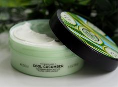 Body Shop Body Butter, The Body Shop, Cleanser, Moisturizer, Shower Gel, Aloe, Cucumber, Cool Stuff, British