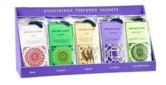 Gift your loved ones a perfect #bouquet of perfumed sachets from the house of #Auroshikha.