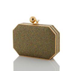 Rita: Vintage Gold Micro-Sparkle