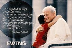 Porque recordar es vivir #JuevesDeNostalgia #EWTNespanol
