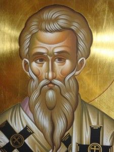 St Ignatius of Antioch - Century Martyr Ignatius Of Antioch, St Ignatius, Religious Icons, Religious Art, 1st Century, Catholic Art, Orthodox Icons, Christian Art, Saints