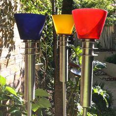 contemporary garden oil torch by london garden trading | notonthehighstreet.com