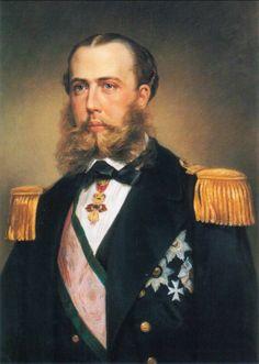 Massimiliano d'Asburgo fratello di Francesco Giuseppe, morto per fucilazione in Messico nel 1867