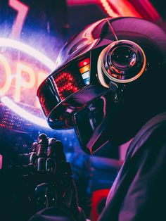 Thomas Bangalter Cosplay with my brother Cyberpunk Aesthetic, Arte Cyberpunk, Neon Aesthetic, Cyberpunk 2077, Thomas Bangalter, Vaporwave, Arte Punk, Wallpapers En Hd, Psy Art