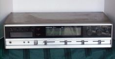 Soundesign Classic AM/FM Stereo with 8 track Play/Record 4469 - 7